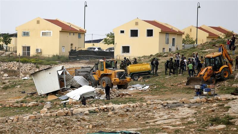Строительство поселений