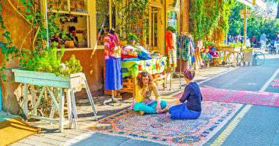 В Израиле — жить. Что делать, на что обратить внимание, что съесть, на что посмотреть? Линор Горалик