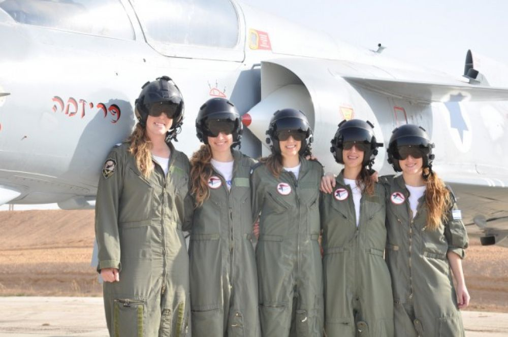 армия летчицы