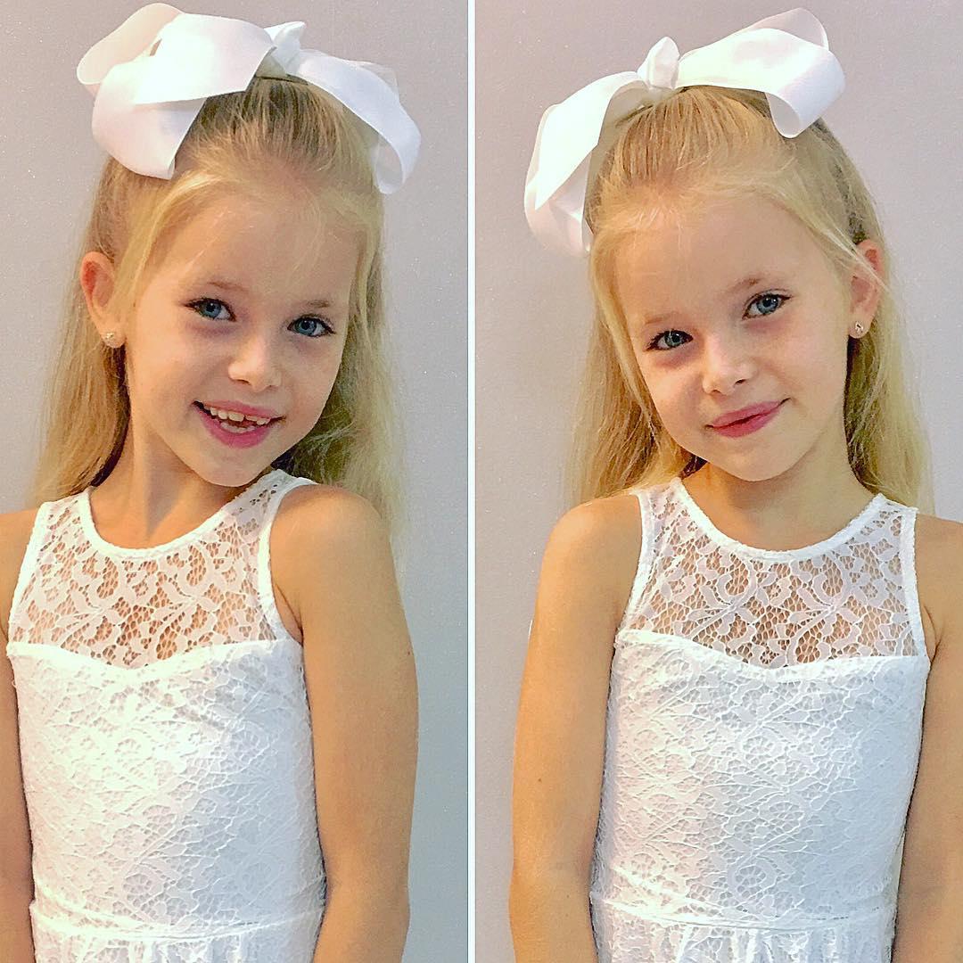 Самая красивая девочка в Израиле – Настя Авербух