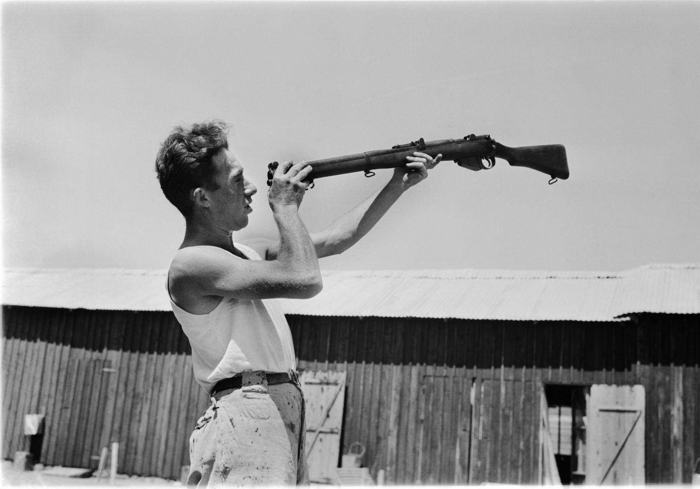 Beit Yosef, 1937 Rudi Weissenstein photo