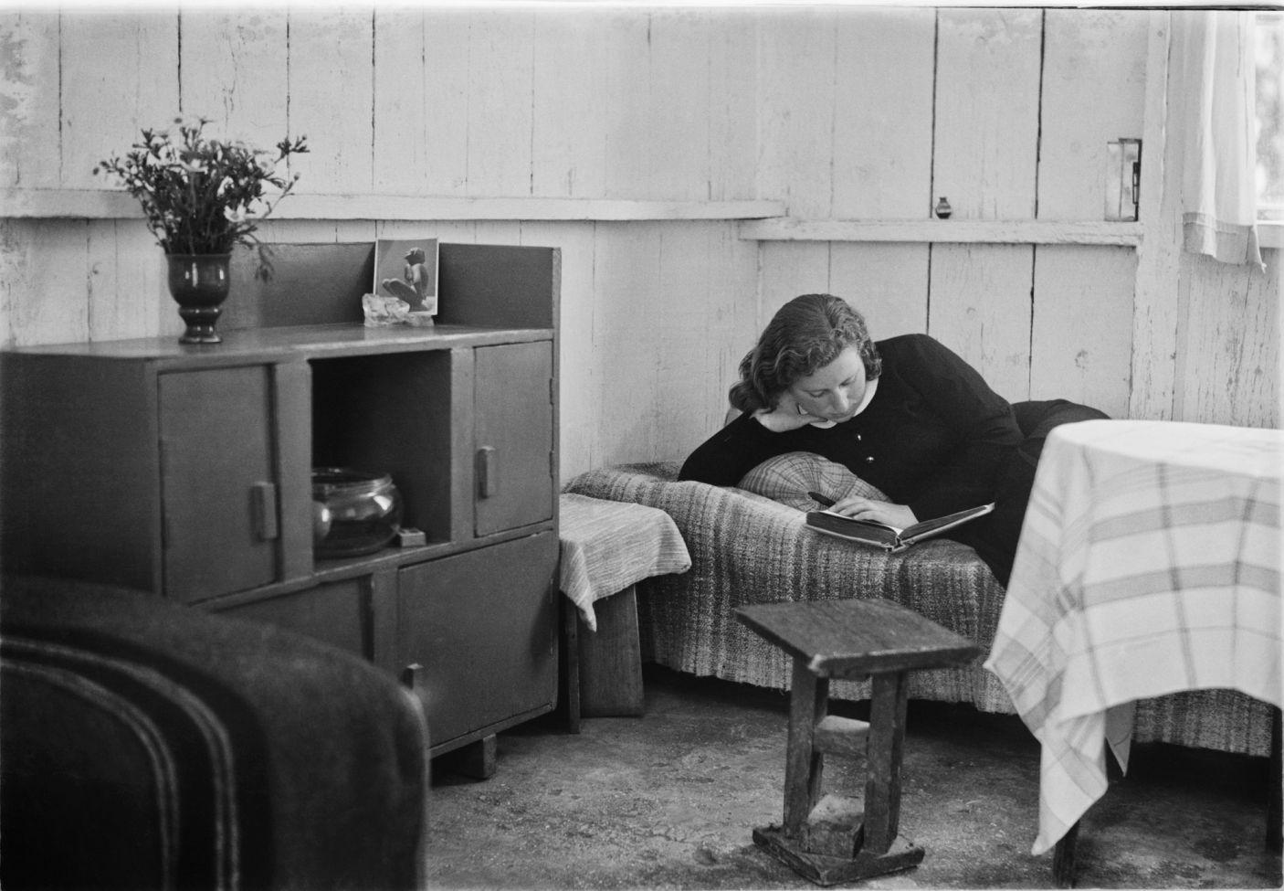 Kibbutz Hanita, 1938. Rudi Weissenstein photo