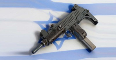 «УЗИ» значит «Убью За Израиль»!