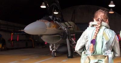 В Израиле женщина впервые стала командиром эскадрильи в ВВС