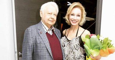 30 лет, до последнего вздоха: история любви Олега Табакова