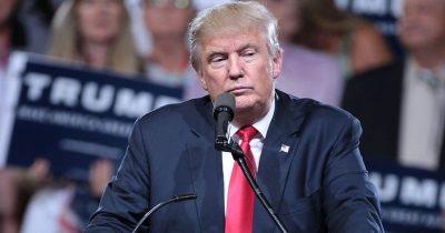 Трамп прятался в бункере. Протесты у Белого Дома