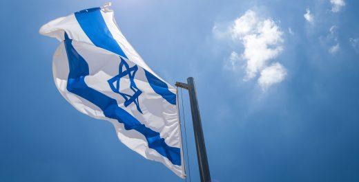 Флаг Израиля isroe.co.il