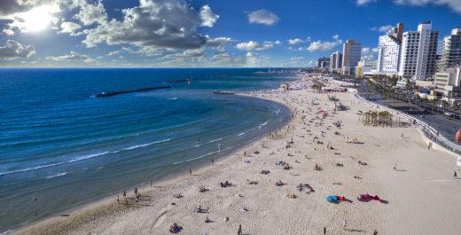 Пляж Тель Авива