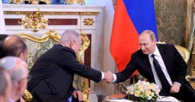 Нетаньяху предупредил Путина