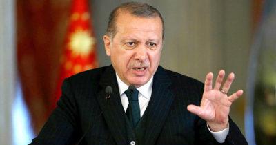 Ввести войска миротворцев ООН в Палестину требует Эрдоган