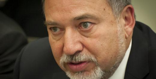 Политика. Авигдор Либерман
