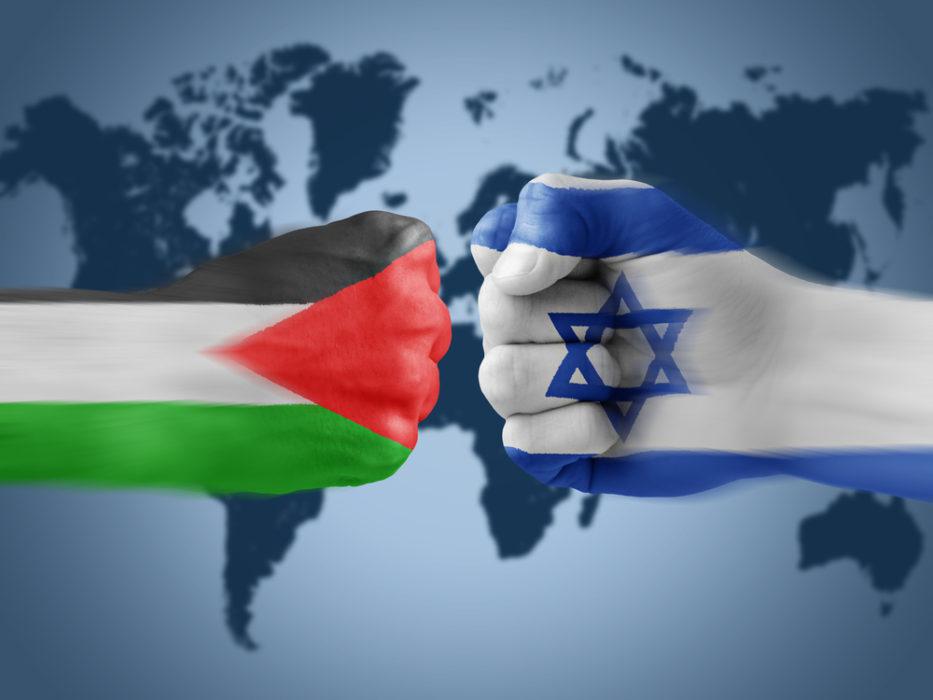 Политика. Палестина флаг