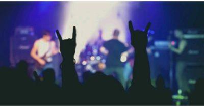 Норвежский рэпер проклинает евреев на концерте