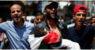 ХАМАС заплатил семье 8-месячного ребенка за вранье