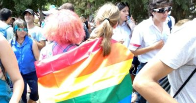 Провал гей парада в Хайфе