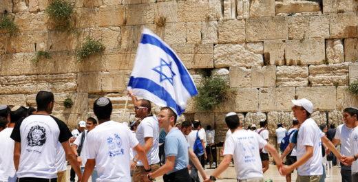 Люди. Котель. Иерусалим