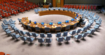 Израиль выходит из СПЧ ООН