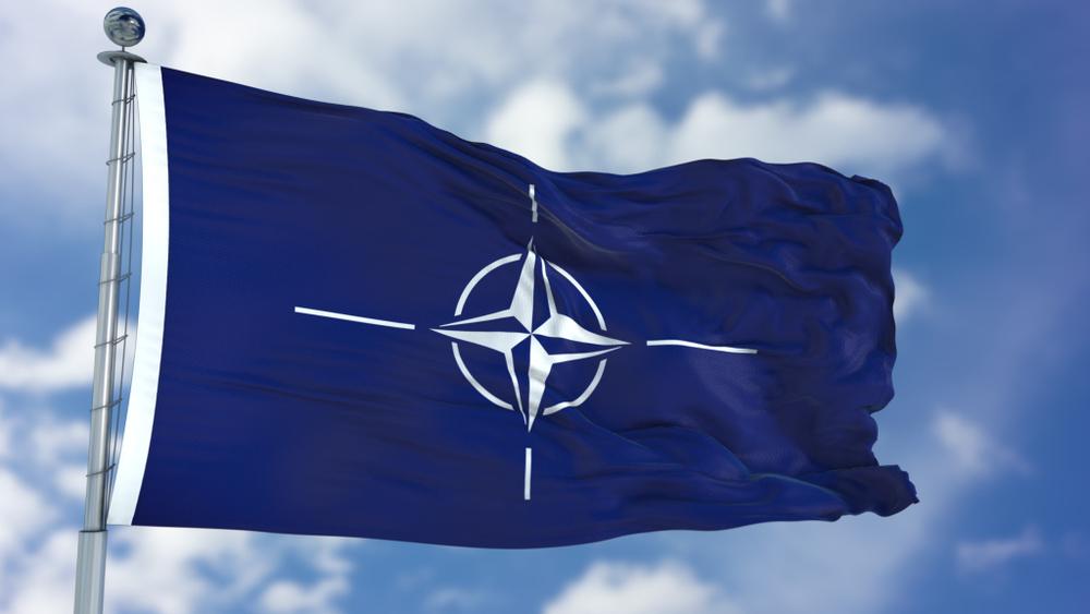 Флаг НАТО Израиль