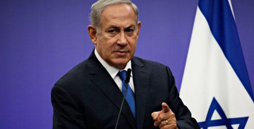 Политика. Нетаньягу. Премьер