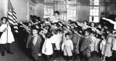 Урок по фашизму. Школьный эксперимент
