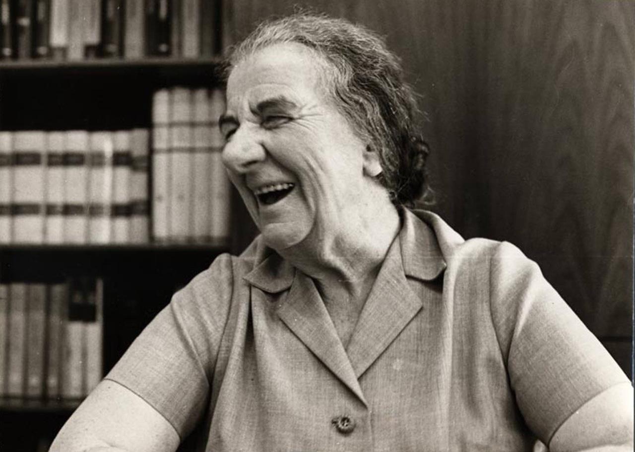 Миром управляют женщины - Голда Меир