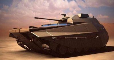 Гибридный танк будущего представил ЦАХАЛ «Merkava 4 Barak»