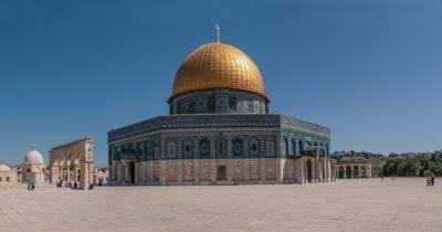 «Израиль вызвал землетрясение, чтобы уничтожить мечеть Аль-Акса»