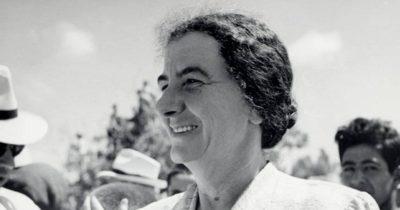 Голда Меир: не родилась в Израиле, но стала его «матерью»