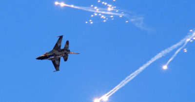 ВВС Израиля атаковали базу ХАМАС