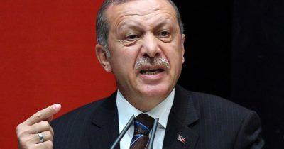 Эрдоган в бешенстве. Хочет разорвать отношения с ОАЭ
