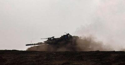 ЦАХАЛ атакует цели ХАМАС