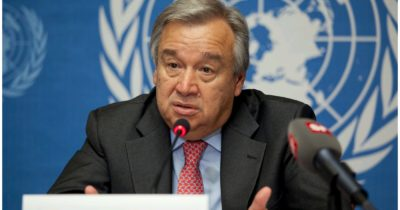 Глава ООН призывает вооруженные силы защищать палестинцев от Израиля