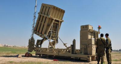 «Железный купол» будет защищать солдат США
