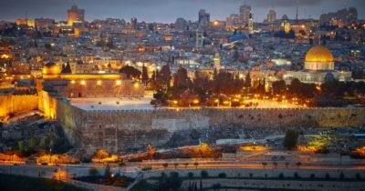 10 тайн Иерусалима