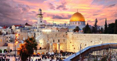 Израиль предложил Украине перенести посольство в Иерусалим