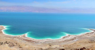 Люди тонут в Мертвом море. Два человека, пропавшие без вести найдены через восемь часов