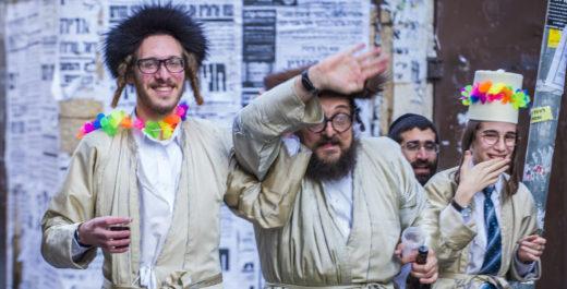Еврейский анекдот