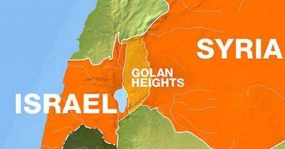 США впервые проголосовали по Голанским высотам