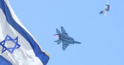 Россия пригрозила перехватывать израильские самолеты в Сирии