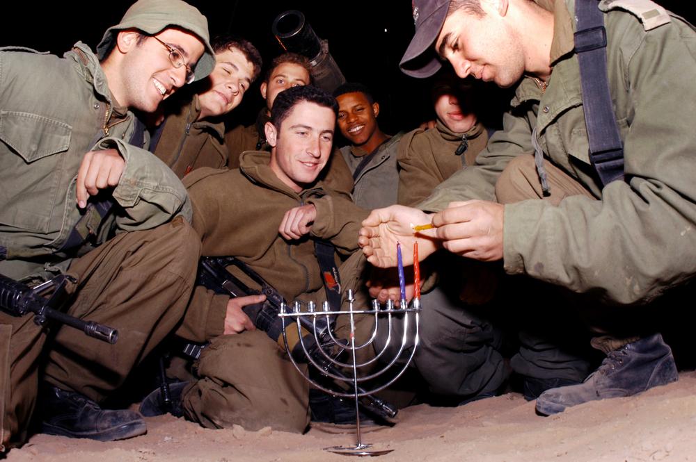 Армия Израиля. Ханука