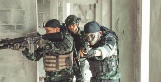 Армия. Спецназ