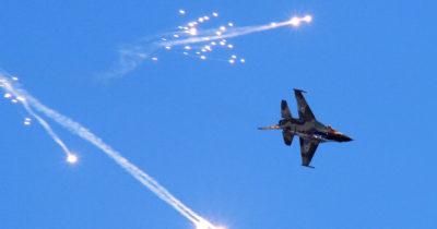 В ходе воздушных налетов убиты 15 иракских боевиков