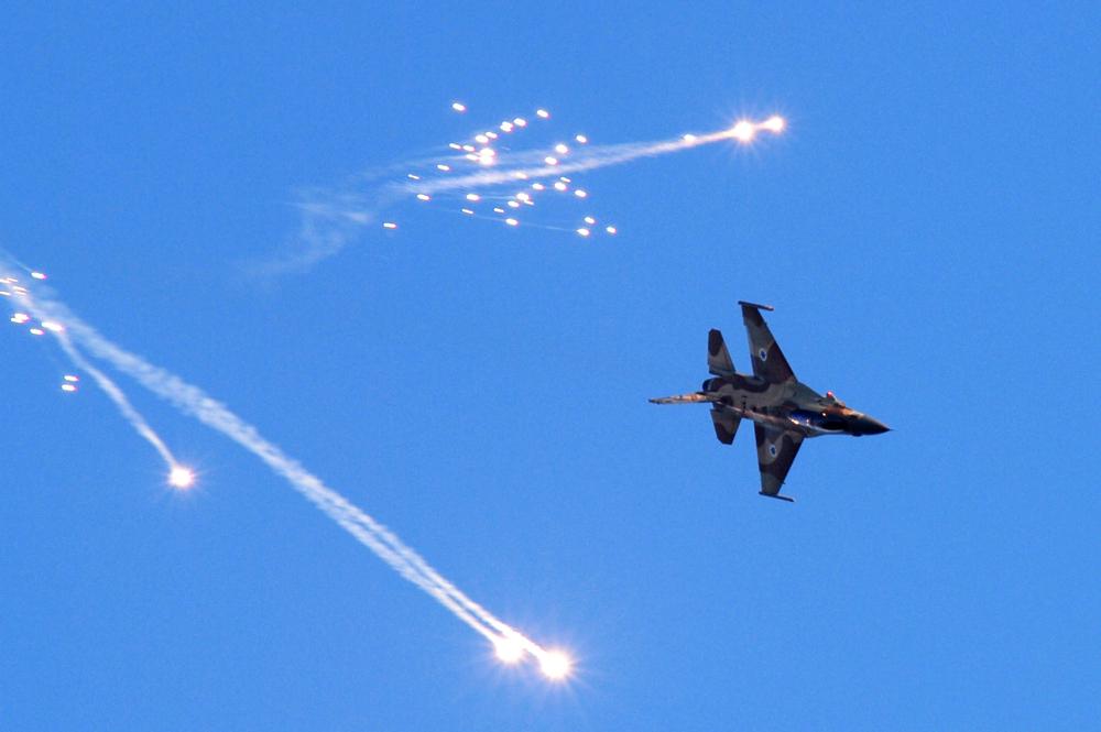 ВВС Израиля, ИЛ20