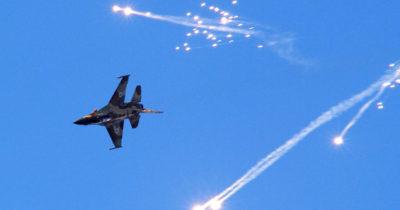 Что делали и израильские самолеты, во время инцидента в Дамаске