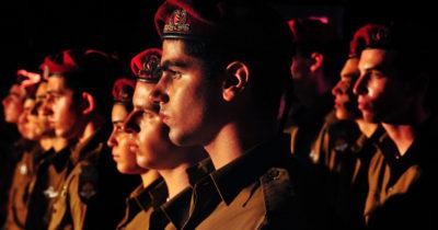 Верные Израилю: военная присяга в ЦАХАЛе