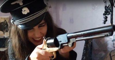 В сети проводили конкурс «Мисс Гитлер»