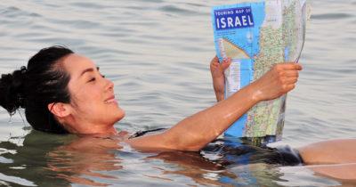 10 анекдотов про Мертвое море