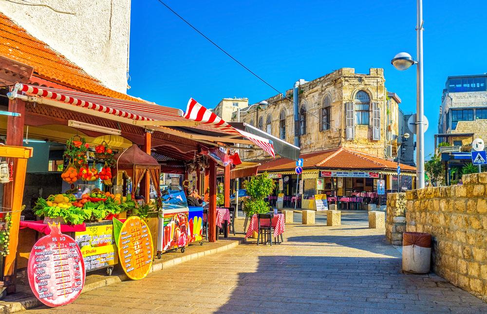 Кафе Яффо Тель Авив