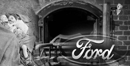 Генри Форд фашист