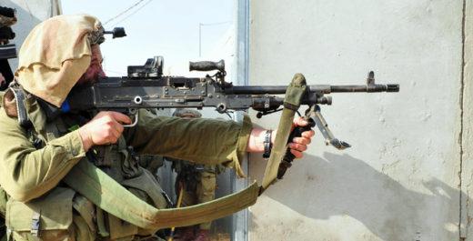 армия. операция в городе